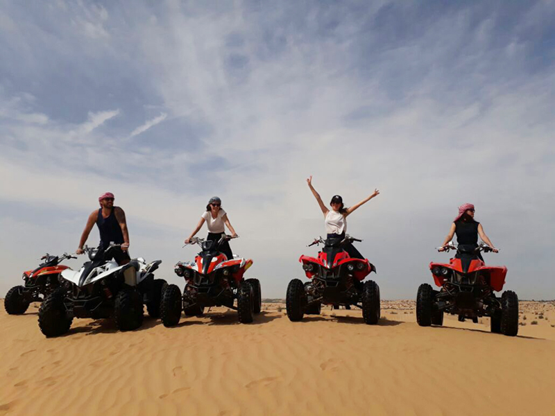 VIP Desert Safari Tour