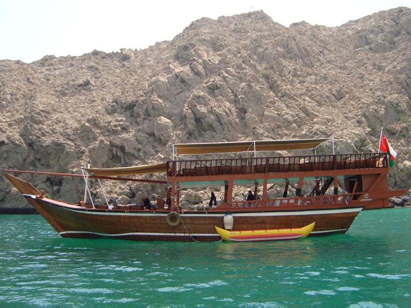Musandam Dibba Tour