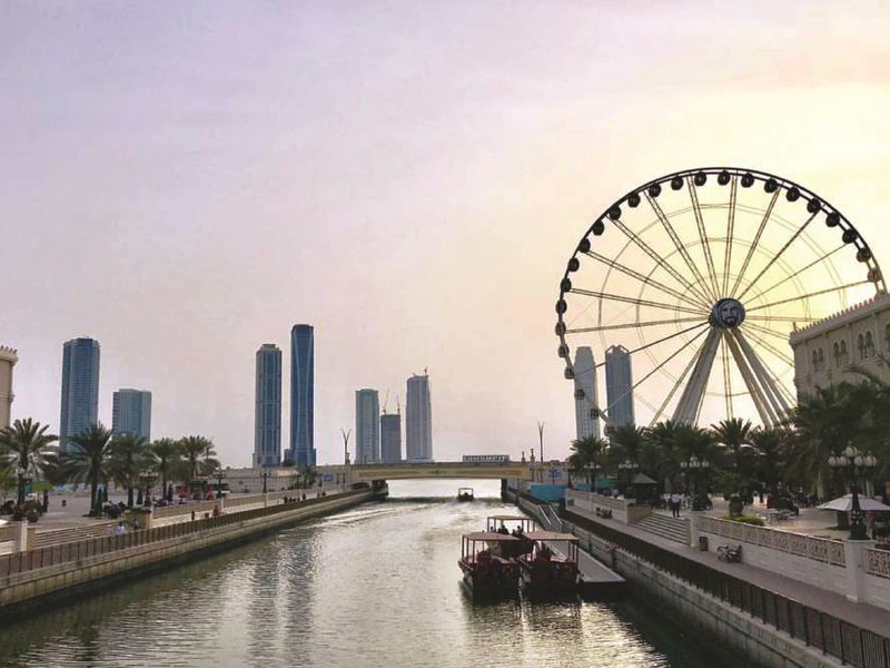 From Dubai: Sharjah City Tour