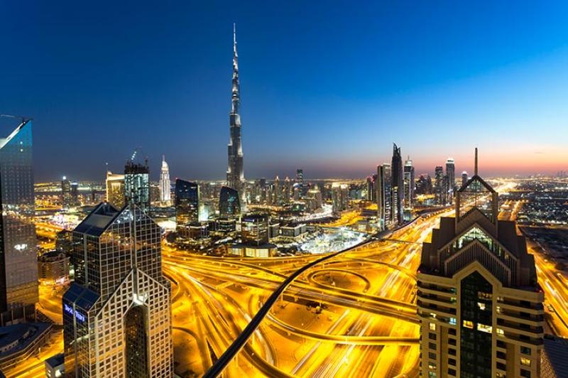 3 Days 2 nights Dubai Tours Package