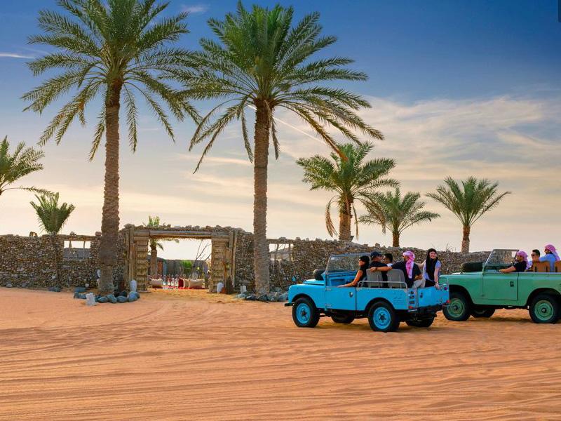 Heritage Desert Safari from Dubai