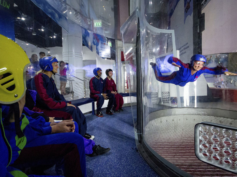 iFLY Dubai First Time Flyer Experience