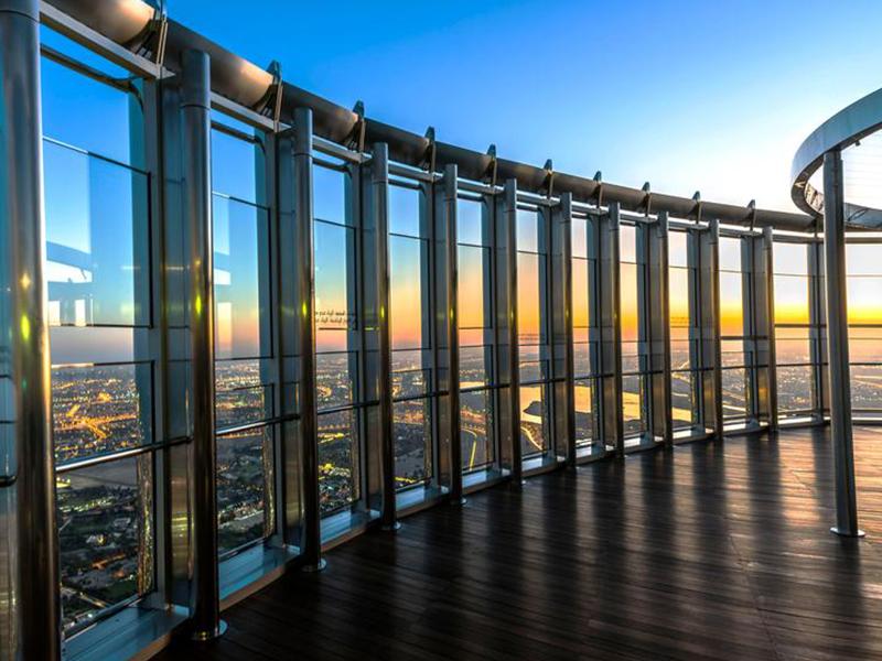 Burj Khalifa Tickets