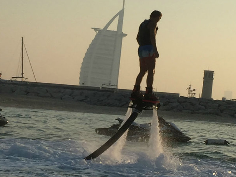 Flyboard in Dubai: 30 Minute Session