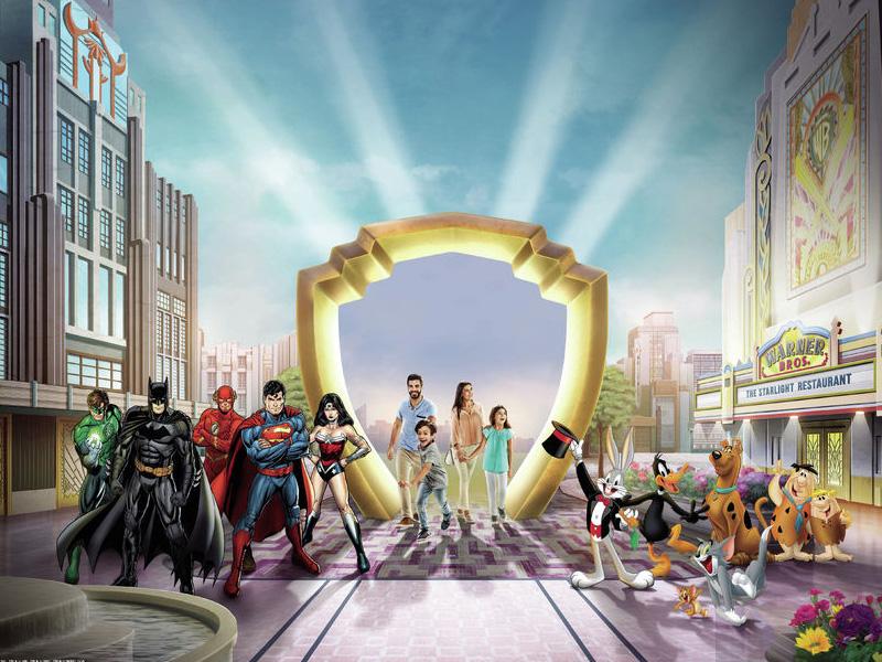 Warner Bros. World General Admission