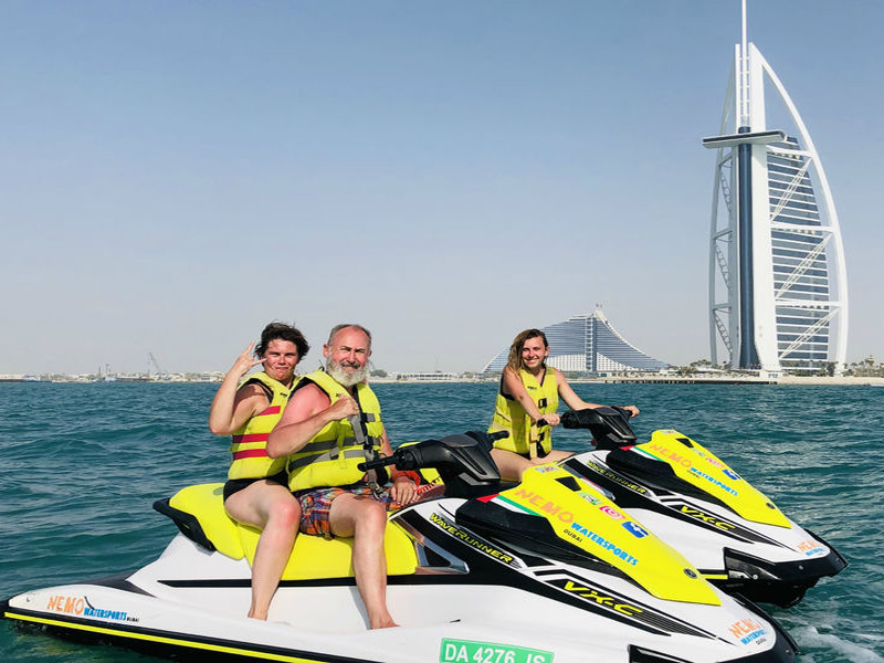 Dubai 30 Minute Jet Ski Adventure